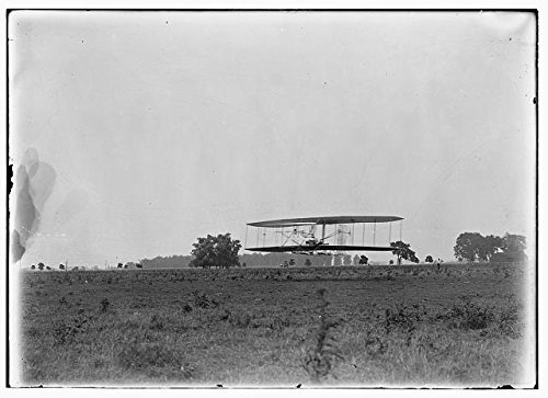 Photo: Wright Brothers,Huffman Prairie,Dayton,Ohio,Wilbur - Dayton Framing Picture Ohio