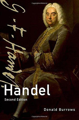 Handel (Master Musicians Series)