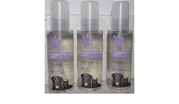 Abrigo para perros y gatos de suero de pulido (1 botella ...