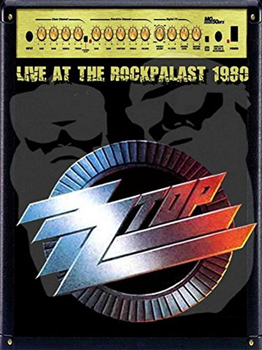 1980 Music Video (ZZ Top - Live at the Rockpalast)