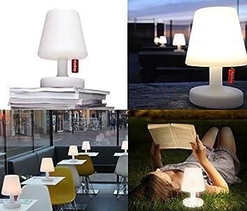 tischlampe ohne kabel free usb led dimmbar mit sleeptimer. Black Bedroom Furniture Sets. Home Design Ideas