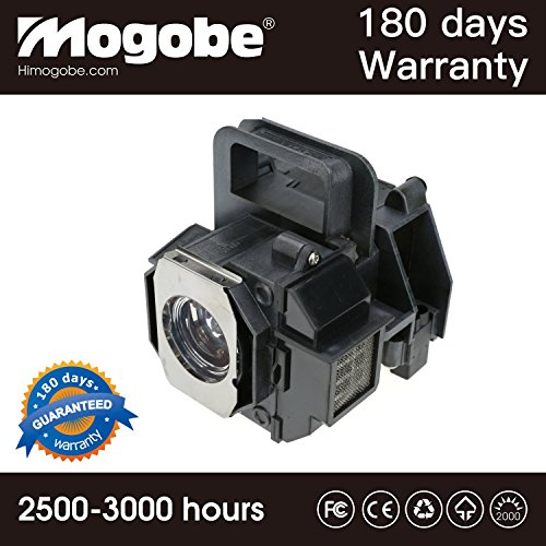 For ELPLP49 Replacement Projector Lamp For 8350 Projector by Mogobe ()