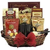 GreatArrivals Gift Baskets Jumpin' Java Small: Gourmet Coffee Gift Basket, 2.26 Kg