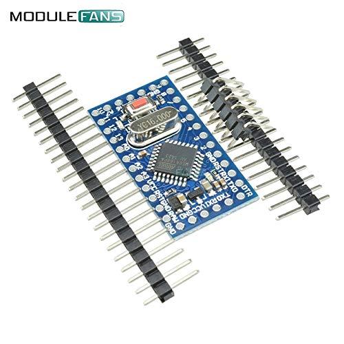 2PCS Pro Mini Atmega168p-au Modul 5V 16M Für Arduino Kompatibel Nano ersetzen DE