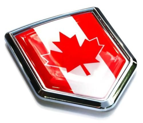 canada car sticker - 4