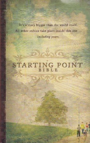 Starting Point Bible (Today's New International Version)