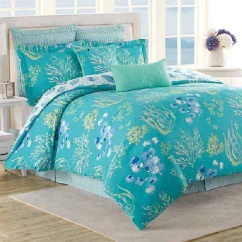 Soho New York Home Beachcomber 8-Piece Comforter Set, Queen (Soho-shopping New York)