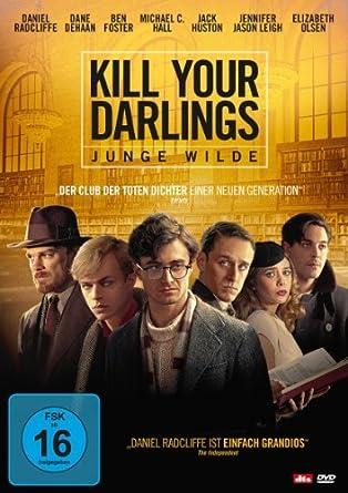 kill your darlings trailer deutsch