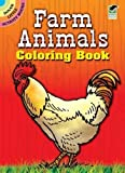 Farm Animals Coloring Book (Dover Little Activity Books)