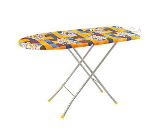 Flipzon Self Standing Ironing Board , Multi Color