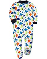 Baby 3-Pack Cotton Boys and Girls Long and...