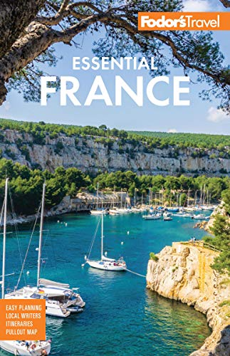 Fodor's Essential France (Full-color Travel Guide)...