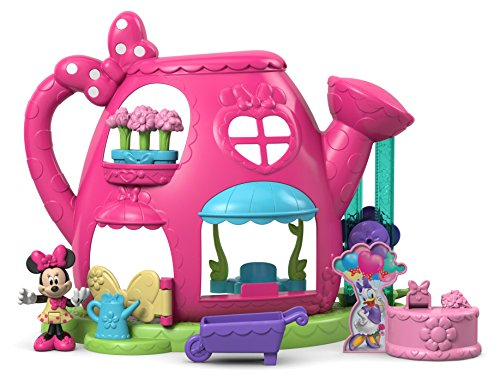 Fisher-Price Disney Minnie, Blossom Bow-tique]()