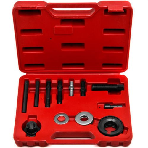 PaiLe Pulley Puller and Installer kit 13pcs Power Steering Alternator Pulley Tool