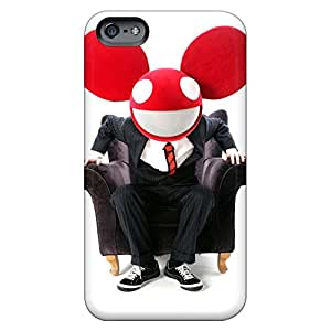 iphone 4 /4s forever phone cover skin High Grade covers deadmaus