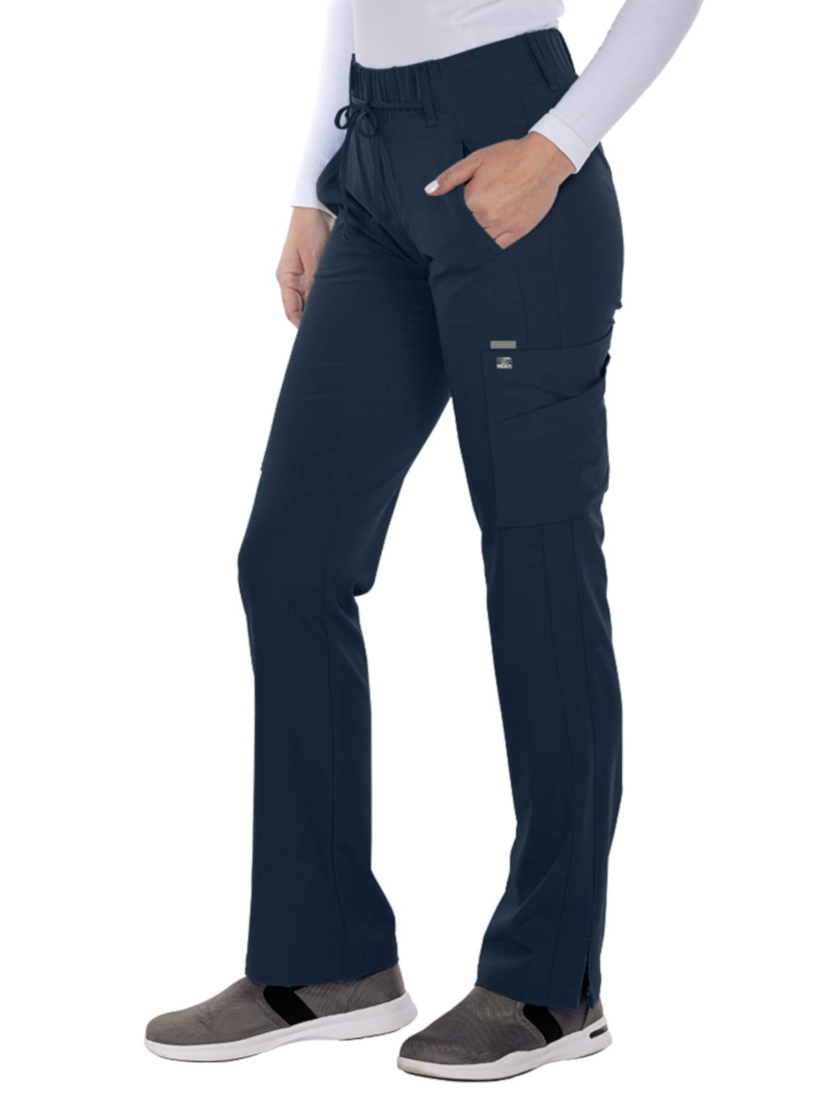 Grey's Anatomy Signature 2218 Trouser Cargo Pant Graphite 3XL