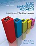 img - for Basic Marketing Research: Using Microsoft Excel Data Analysis, 3rd Edition book / textbook / text book