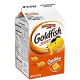 Pepperidge Farm, Goldfish, Crackers, 4 oz., Carton, 12-count