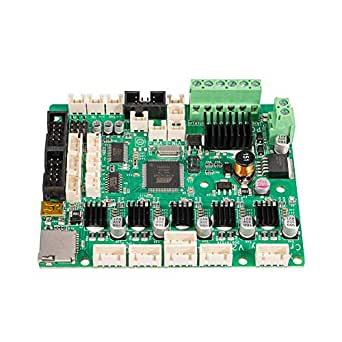 Sovol SV01 Silent Board,Upgraded (V2.2) Silent Mainboard with TMC2208 Driver, Silent Motherboard for Sovol SV01