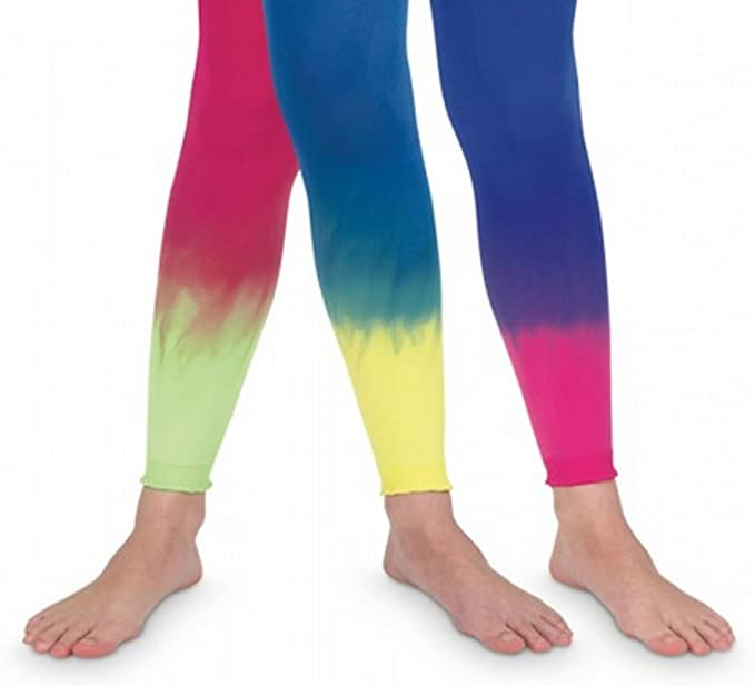 JEFFERIES Footless Ankle Tights Stripe Fun Ages 2 to 10 Years!!!
