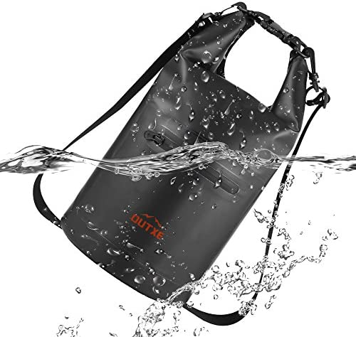 OUTXE Waterproof Backpack Totally PVC Free