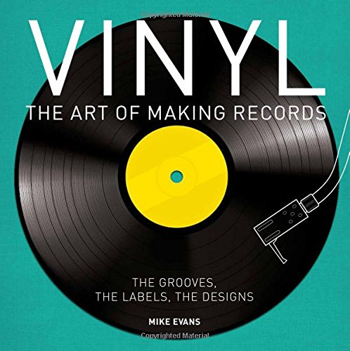 Price comparison product image Vinyl: The Art of Making Records