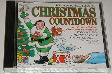 Frank Kelly's Christmas Countdown (12 Of Days Frank Kelly Christmas)