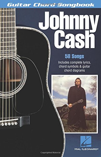 - Johnny Cash (Guitar Chord Songbook)
