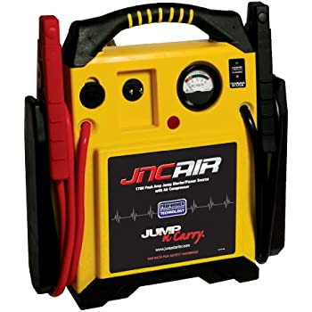 Jump-N-Carry JNCAIR 1700 Peak Amp 12V Jump Starter with Air Compressor