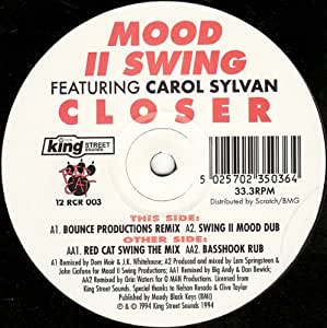 Mood Ii Swing / Closer