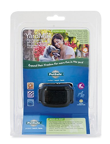 PetSafe-YardMax-Rechargeable-In-Ground-Fence-Receiver-Collar