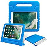 Fintie iPad mini 1/2/3 Kiddie Case - Light Weight Shock Proof Convertible Handle Stand Kids Friendly for Apple iPad mini 1/iPad mini 2/iPad mini 3, Blue