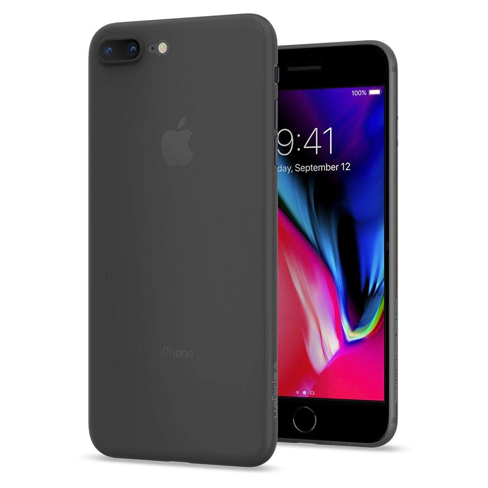 Funda Spigen iPhone 7/8 Plus [black] Air Skin