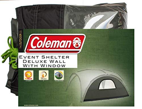 Coleman Gazebo Event Shelter Sun Wall, Compatible