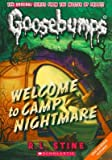 Welcome to Camp Nightmare (Goosebumps (Pb))