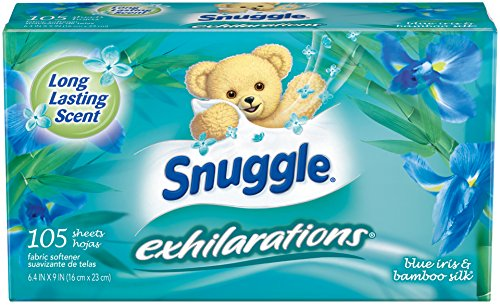 snuggle-exhilarations-fabric-softener-sheets-blue-iris-bamboo-silk-blue-105-ct