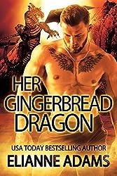 Her Gingerbread Dragon (Dragon Blood Book 2)