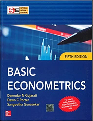 Buy basic econometrics book online at low prices in india basic buy basic econometrics book online at low prices in india basic econometrics reviews ratings amazon fandeluxe Gallery