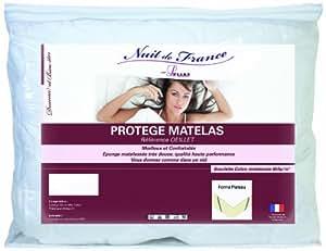 Nuit De France 329377.631578947 - Ropa de cama y almohadas, color blanco