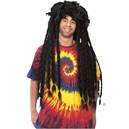 Rasta Ridiculous Wig Costume Accessory Adult (Ridiculous Sexy Halloween Costumes)