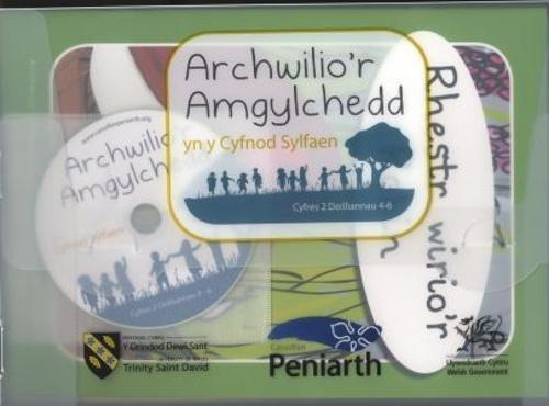 Archwilio'r Amgylchedd yn y Cyfnod Sylfaen - Cyfres 2: Deilliannau 4-6 (Welsh Edition) PDF