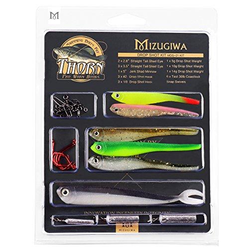 Mizugiwa Include Minnow Weight Fishing product image