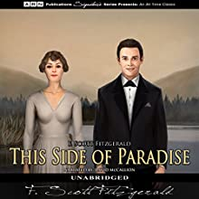 This Side of Paradise Audiobook by F. Scott Fitzgerald Narrated by David McCallion