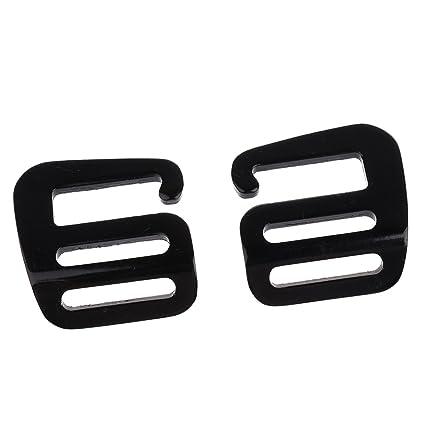 538d85abb366 Amazon.com : simhoa 1 Pair Hook Webbing Buckle Clip Backpack Bag ...
