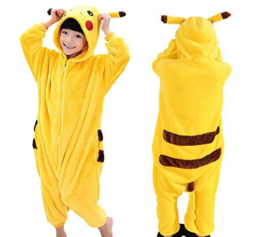 Children Unisex Pajamas Kids Animal Costume Cosplay Onesie