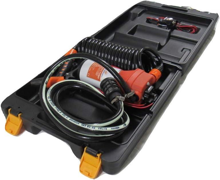 12V 70PSI Washdown Pump Kit with Storage Case