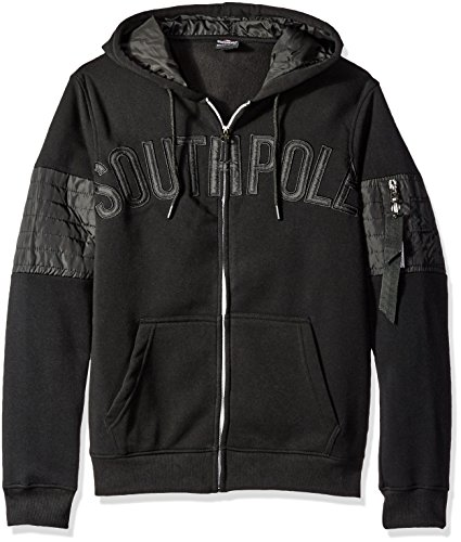 Southpole Sleeve Pullover Utility Details