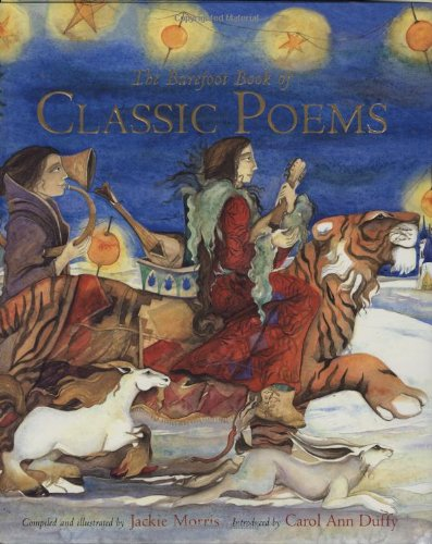 The Barefoot Book of Classic Poems Hardcover – October 6, 2006