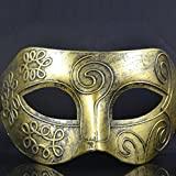 Best Goodtrade8 The Halloween Masks - Gotd Halloween Mask Retro Roman Gladiator Halloween Party Review