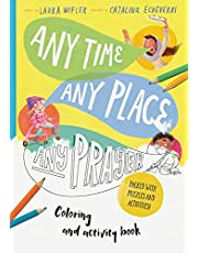 Any Time, Any Place, Any Prayer Coloring and Activity Book